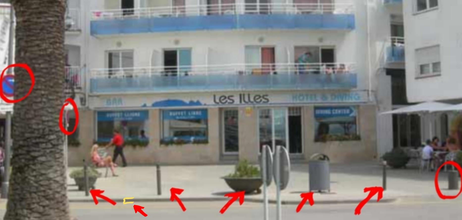 Hotel les Illes Estartit francais
